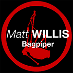 Matt Willis Bagpiper
