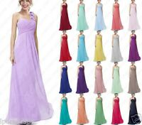 New Formal Long Evening Ball Gown Cocktail Party Prom Bridesmaid Dress Size 6-24