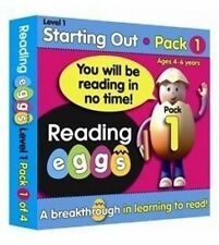 ABC Reading Eggs - Starting Out - Book pack 1 by Pascal Press (Kit, 2008)