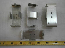 Keystone 175 Battery Holder for 1 D-size Battery Aluminum Lot of 1 #3810