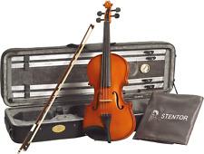 STENTOR Violine 4/4, Conservatoire II, Set inkl. Koffer, Bogen, Kolophon