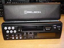 Belson BS-850 VINTAGE 90s NUOVO INSCATOLATO Classico Cassetta Auto Stereo MP3 GARANZIA