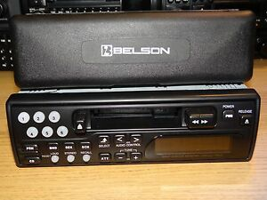 Belson BS-850 Vintage 90s NEW Boxed Classic Cassette Stereo Bluetooth upgraded