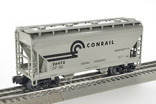 Lot 4149 Lionel Conrail 2-camera carrello cereali (grain Hopper Car), traccia 0, OVP