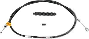 Barnett Black Vinyl Clutch Cable 101-30-10010HE Harley Davidson