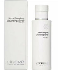 Brand New Cinere herbal energising cleansing toner 125ml