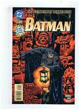 DC Comics Batman #530 VF/NM 1996 Glow in Dark Cover