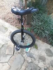"Unicycle.com 20"" Club Freestyle Unicycle in Excellent Working Condition"