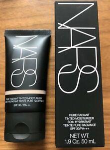 NARS Pure Radiant Tinted Moisturiser in new shade Mykonos (medium 0)