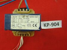 Original Jura Impressa E50 Transformator Trafa 0017709 #KP-904