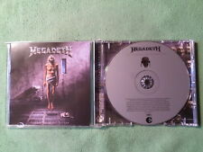 Megadeth. Countdown To Extinction. Compact Disc. 2004 Made In Argentina