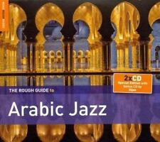 NEW Rough Guide To Arabic Jazz (Audio CD)