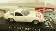 Solido Toys Le Mans Series 1973 Ferrari 365 GTB4 Sports Racing Car