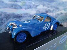 1/43 Brumm (Italy)  Bugatti 57S coupe 1934-36  #S012