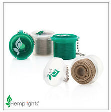 HempLight Hemp Keychain 15ft Hemp Wick - lighter matches spool