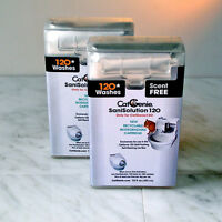 CatGenie 120 Self-Cleaning Litter Box Unscented Sani Solution Refill Package