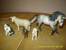 EARLY LEARNING CENTER💕CHILDREN  - FARM ANIMALS FIGURES 💕 EXCELLENT CONDITION