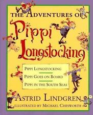The Adventures of Pippi Longstocking, NEW Book