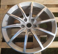 """SINGLE 20"""" GENUINE Aston Martin One-77 forged Left Front alloy wheel"""