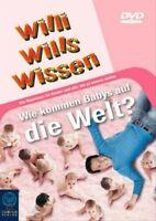 Willi Wissen. como Kommen Die Bebés Auf Mundo? Caja de DVD Juego Edition Nuevo