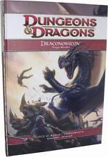 MANUALE D&D 4ª EDIZIONE - DRACONOMICON II: DRAGHI METALLICI: D&D 4ª EDIZIONE