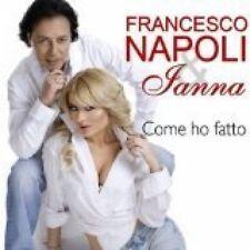 Francesco Napoli Come ho fatto (2010, & Janna) [Maxi-CD]