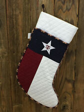 New Handmade Texas A&M Christmas Stockings Embroidery Included