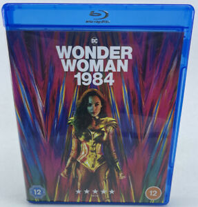 Wonder Woman 1984 - Used Blu-ray - Excellent Condition - D3