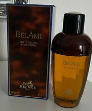 Vintage BEL AMI von Hermes 100 ml edt Selten Rarität- Belami Hermes- Splash