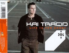 KAI TRACID ‎: LIFE IS TOO SHORT / CD - TOP-ZUSTAND
