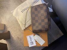 Louis Vuitton Mini Pochette Brand New With Box