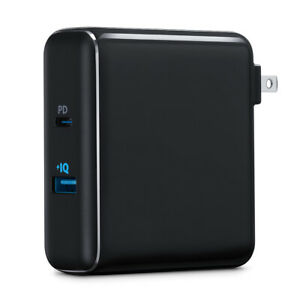 Anker 2-in-1 42W Portable Charger 5000mAh Power Bank 30W USB-C PD Fast Charging