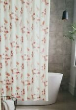 "Project 62 Mesa Floral Fabric Shower Curtain 72"" x 72"" NIP"