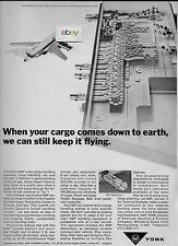 EASTERN AIRLINES 1967 CARGO COMES TO EARTH ATLANTA DISTRIBUTION CENTER YORK AD