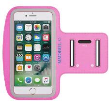 Sportarmband für iPhone SE / 5S / 5C / 5 / 4S / 4 / 3GS (ROSA)