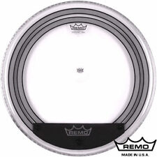 """Remo PW132200 Bass Powersonic Clear 22"""" Diamater"""