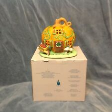 New In Box Partylite Pumpkin Patch Tealight House P7303