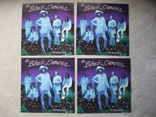 The Black Crowes 4 album cover slicks for 'By Your Side' 1998 Columbia Records