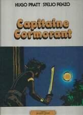 PRATT / S.FENZO . CAPITAINE CORMORANT . EO . GLÉNAT . 1980 .