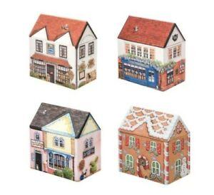 Dana Kubick Bakery/ Sweet Shop/ Tea Shop/ Gingerbread House Storage Tin