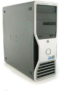 DELL T5500 SERVER WORKSTATION ohne CPU, HDD und RAM