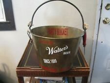 Vintage Beer Cooler, Walters Beer