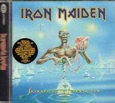 Iron Maiden(CD Album)Seventh Son Of A Seventh Son-EMI-4968640-Holland-1-New
