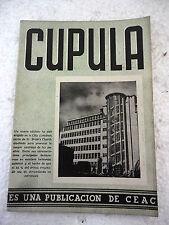 Revista Cupula num.23,Construccion,Decoracion,Arquitectura
