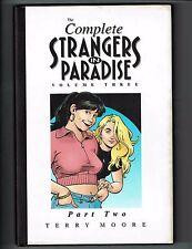 Complete Strangers In Paradise Vol. # 3 Part 2 T Moore HC TPB 2000 1st Print J81
