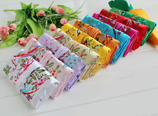 Wholesale5pcs Chinese Vintage Embroidere Silk Jewelry Rolls Pouch Gift Bag Purse