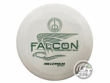 New Millennium Standard Falcon 167g White Green Foil Distance Driver Golf Disc