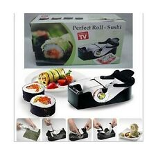Roller Machine Sushi Molds Maker Kitchen Cooking Tools Curtain Bento Acessorios