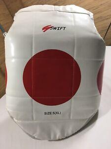 Swift Size 5 XL Adult Taekwondo Hogu Chest Guard Body Protector