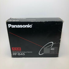 Panasonic RF-B45 FM LW MW SW SSB, PLL Synthesized Receiver Radio w/ Box